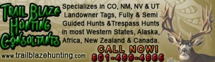 Trail Blaze Hunting Consultants